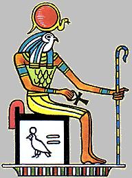 'Culto al sol en Egipto'
