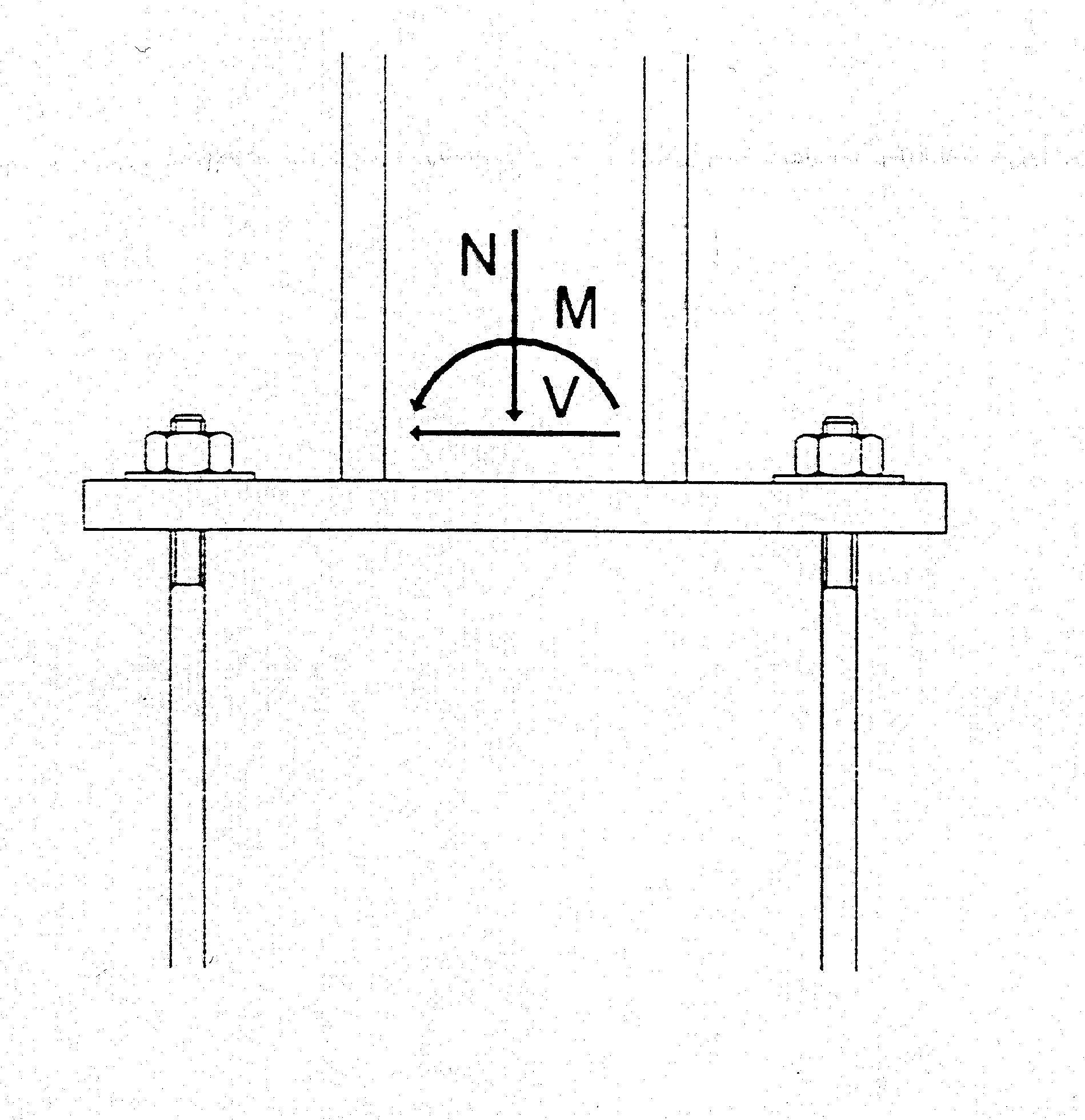 Industrial: Placas de anclaje