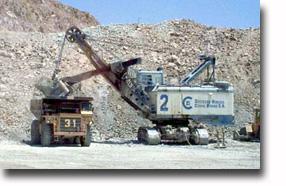 'Camión minero'