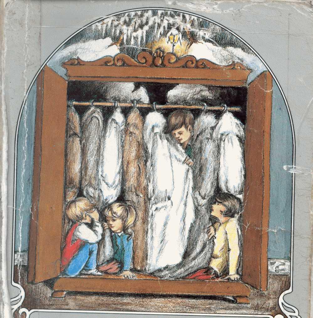 'Las cr�nicas de Narnia: El le�n y la bruja y el ropero; C. S. Lewis'