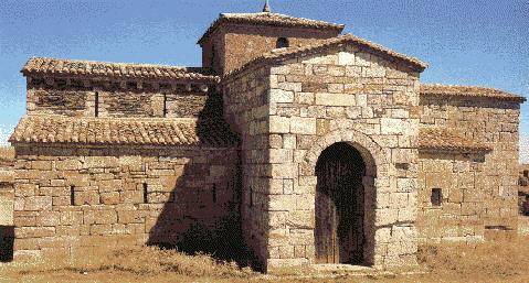 San Vicente de Cardona. San Pedro de la Nave. San Salvador de Valdediós