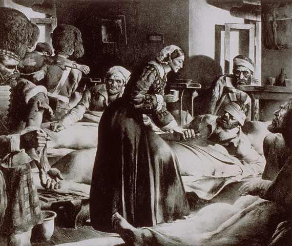 'Orígenes y evolución histórica de la enfermería'