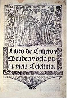La Celestina; Fernando de Rojas