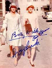 'Con faldas y a lo loco; Billy Wilder'