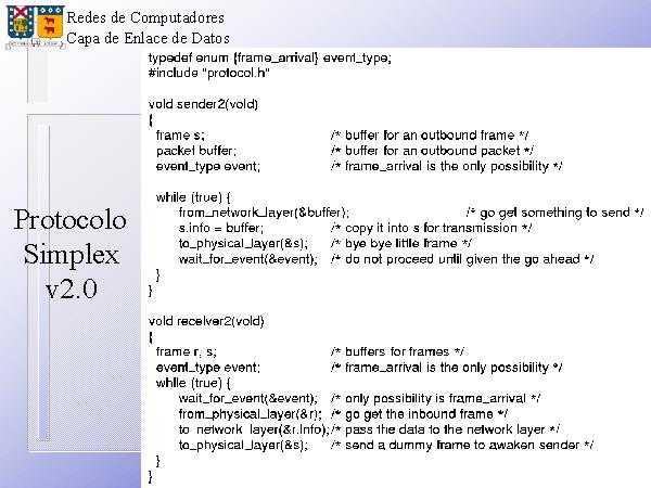 Protocolos de Comunicación