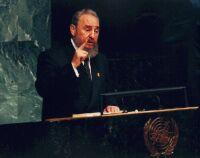 Gobierno de Fidel Castro