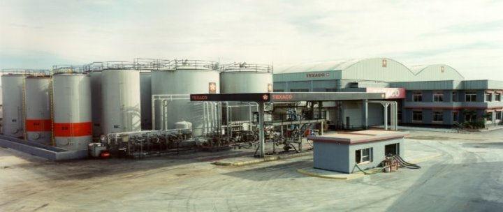 Empresa petrolífera