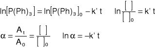 Estudio cinético de la oxidación fotoquímica de la trifenilfosfina