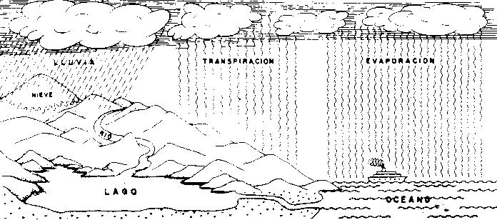 Aguas blancas y residuales