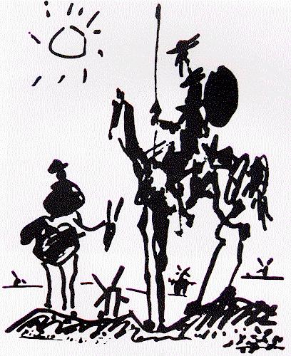 Don Quijote de la Mancha; Miguel de Cervantes