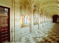 Claustros del Monasterio de San Lorenzo del Escorial