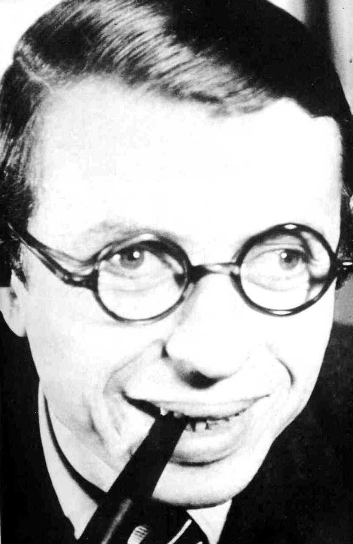 'Jean Paul Sartre'