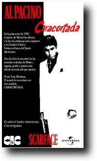 Los intocables de Eliott Ness; Brian de Palma