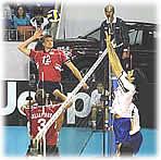 'Voleibol en España'