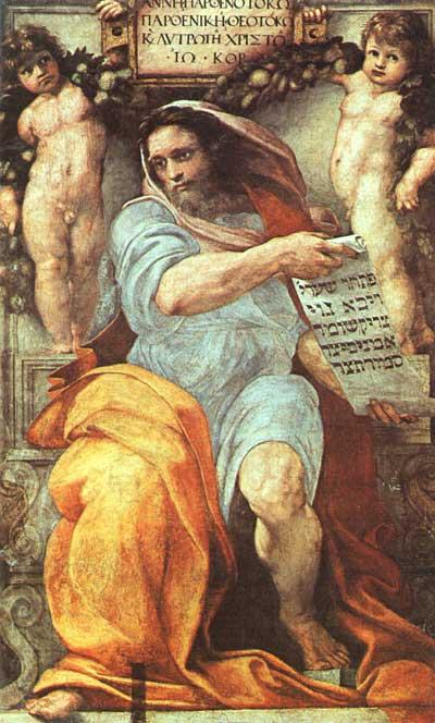 'Profeta Isaías'
