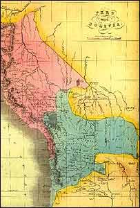 'Corredor al Pacífico de Bolivia'