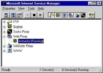 'Microsoft Proxy Server 2.0'