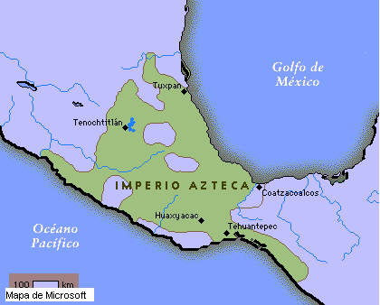 'Civilización Azteca'