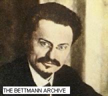 Lenin, Trotsky y Stalin