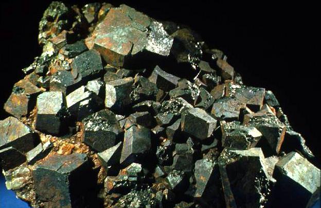 'Minerales y rocas'