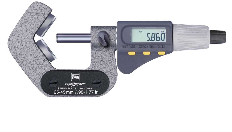 'Micrómetro de tres contactos'