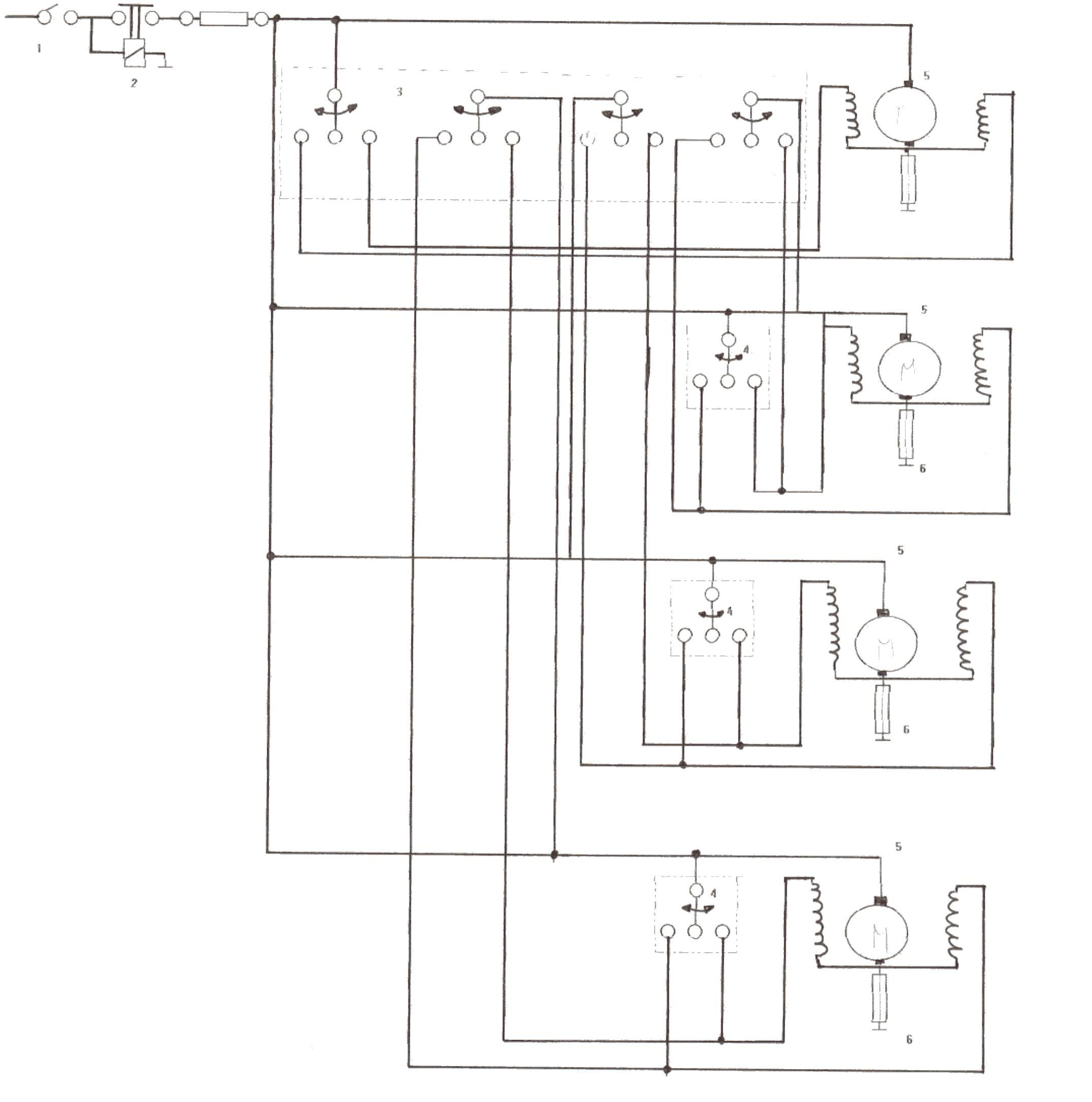 Proyecto de un cierre centralizado de una puerta de coche
