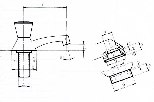 Diseño de un grifo
