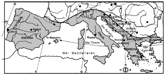 'Pan francés y mediterráneo'