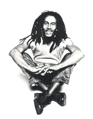 Bob Marley. Música reggae