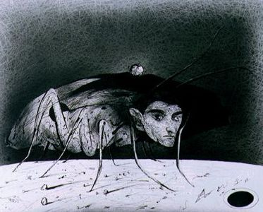 'La metamorfosis; Frank Kafka'