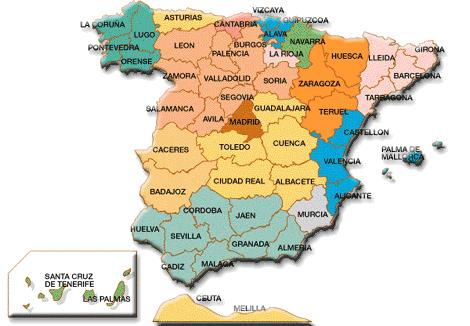 'Función de las Comunidades Autónomas'