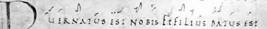 'Notación musical'