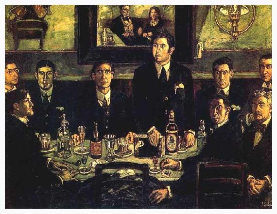 'Vanguardias artísticas en España'