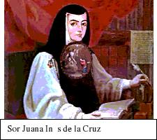 'Sor Juana Inés de la Cruz'