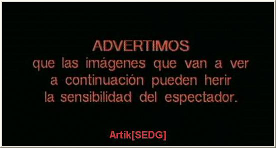 'Tesis; Alejandro Amenábar'