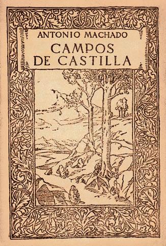 'Campos de Castilla; Antonio Machado'