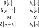 'Sistemas Lineales Invariantes en el Tiempo'