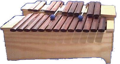 'Instrumentos de percusión'