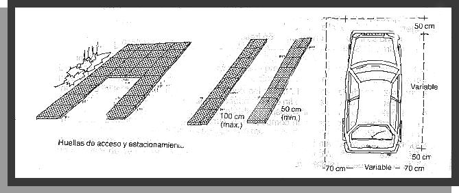 Encuentra aqu informaci n de cemento en la construcci n for Adoquin para estacionamiento