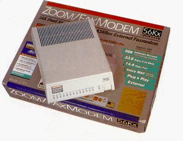 Modem (Modulador-Demodulador)