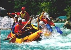 'Deportes de riesgo y aventura'