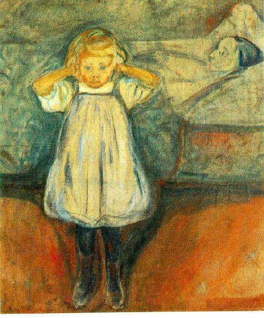 El grito; Edvard Munch