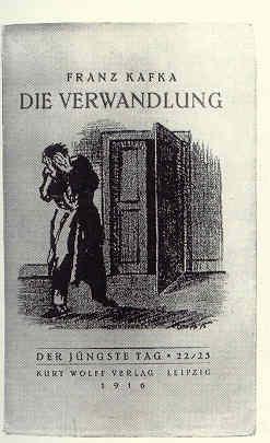 'La Metamorfosis; Franz Kafka'